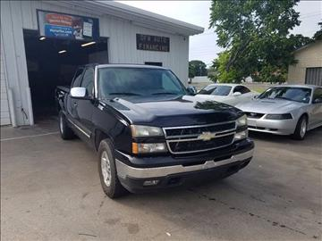2007 Chevrolet Silverado 1500 Classic for sale at Bad Credit Call Fadi in Dallas TX