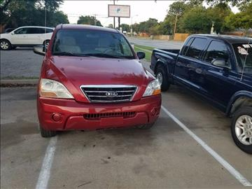 2008 Kia Sorento for sale at Bad Credit Call Fadi in Dallas TX