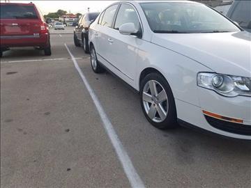 2008 Volkswagen Passat for sale at Bad Credit Call Fadi in Dallas TX
