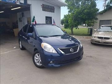 2012 Nissan Versa for sale at Bad Credit Call Fadi in Dallas TX