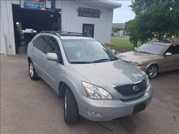 2006 Lexus RX 330 for sale at Bad Credit Call Fadi in Dallas TX