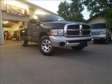 2005 Dodge Ram Pickup 1500 for sale at Bad Credit Call Fadi in Dallas TX