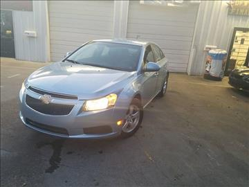 2011 Chevrolet Cruze for sale at Bad Credit Call Fadi in Dallas TX