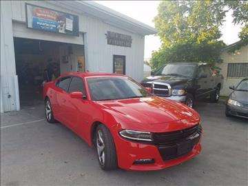 2015 Dodge Charger for sale at Bad Credit Call Fadi in Dallas TX