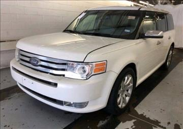 2010 Ford Flex for sale at Bad Credit Call Fadi in Dallas TX