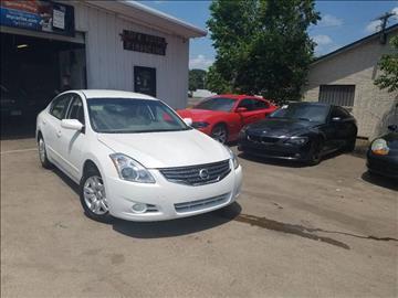 2012 Nissan Altima for sale at Bad Credit Call Fadi in Dallas TX