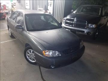 2004 Kia Spectra for sale at Bad Credit Call Fadi in Dallas TX