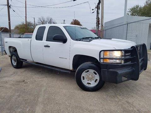 2011 Chevrolet Silverado 2500HD for sale at Bad Credit Call Fadi in Dallas TX