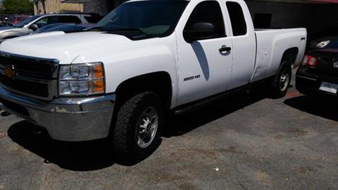 2012 Chevrolet Silverado 2500HD for sale at Bad Credit Call Fadi in Dallas TX