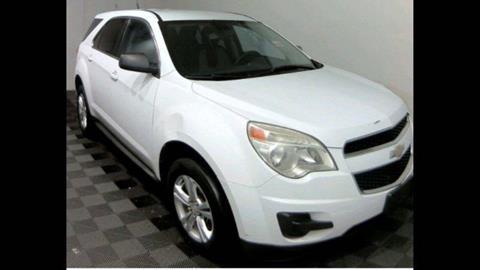 2011 Chevrolet Equinox for sale at Bad Credit Call Fadi in Dallas TX