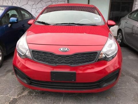 2014 Kia Rio for sale at Bad Credit Call Fadi in Dallas TX