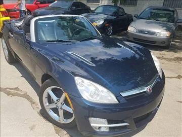 2007 Saturn SKY for sale at Bad Credit Call Fadi in Dallas TX