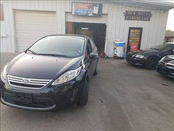2013 Ford Fiesta for sale at Bad Credit Call Fadi in Dallas TX