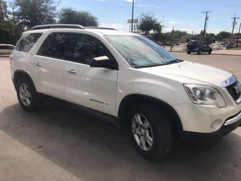 2008 GMC Acadia for sale at Bad Credit Call Fadi in Dallas TX