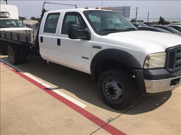 2006 Ford F-450 Super Duty for sale at Bad Credit Call Fadi in Dallas TX