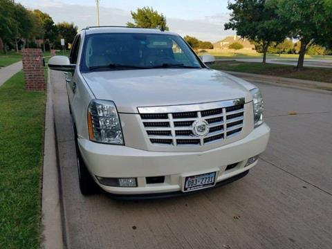 2009 Cadillac Escalade Hybrid for sale at Bad Credit Call Fadi in Dallas TX