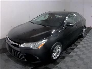 2015 Toyota Camry for sale at Bad Credit Call Fadi in Dallas TX