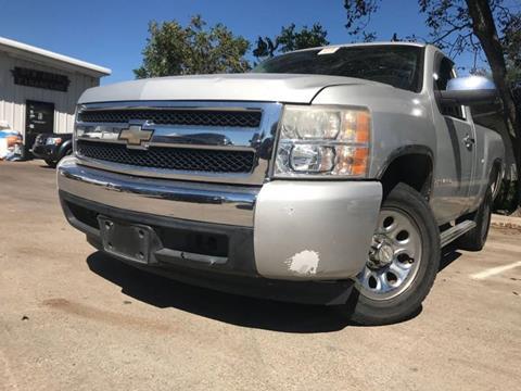 2008 Chevrolet Silverado 1500 for sale at Bad Credit Call Fadi in Dallas TX