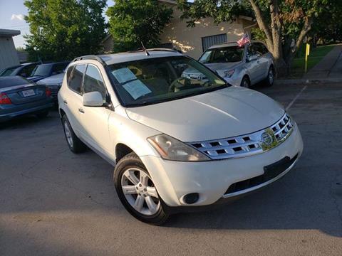 2007 Nissan Murano for sale at Bad Credit Call Fadi in Dallas TX