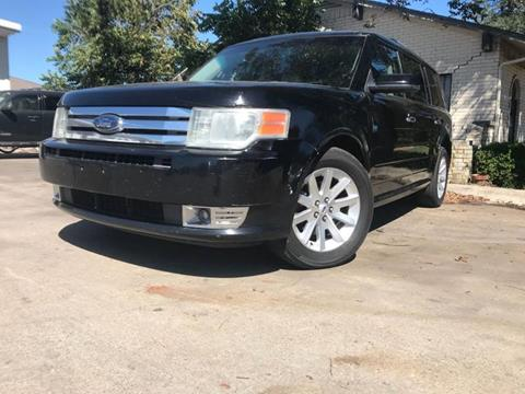 2009 Ford Flex for sale at Bad Credit Call Fadi in Dallas TX