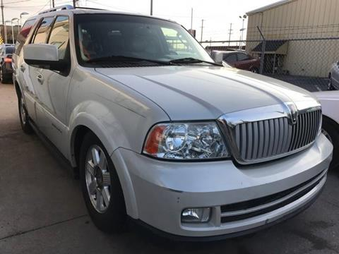 2005 Lincoln Navigator for sale at Bad Credit Call Fadi in Dallas TX