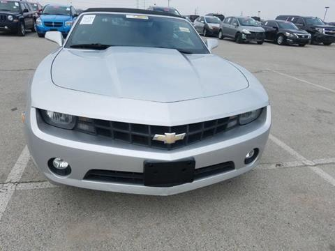 2013 Chevrolet Camaro for sale at Bad Credit Call Fadi in Dallas TX