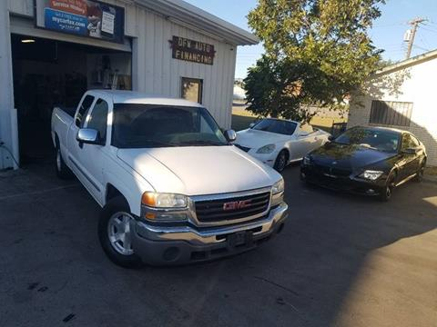 2005 GMC Sierra 1500 for sale at Bad Credit Call Fadi in Dallas TX
