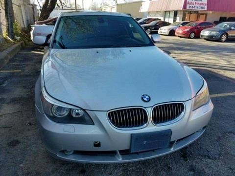 2007 BMW 5 Series for sale at Bad Credit Call Fadi in Dallas TX