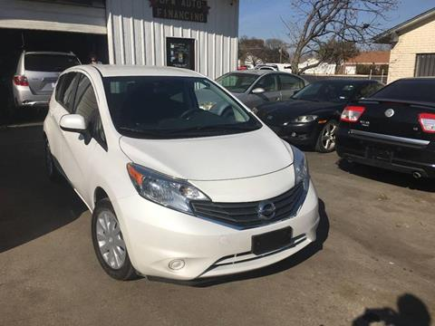 2014 Nissan Versa Note for sale at Bad Credit Call Fadi in Dallas TX