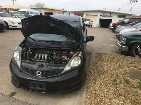 2012 Honda Fit for sale at Bad Credit Call Fadi in Dallas TX
