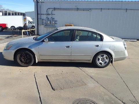 2002 Nissan Altima for sale at Bad Credit Call Fadi in Dallas TX