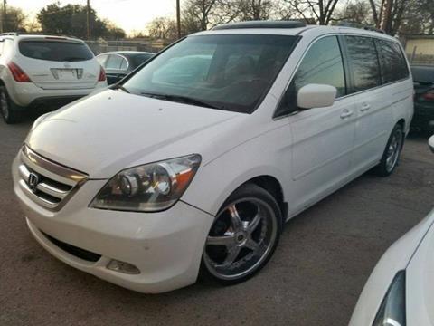 2006 Honda Odyssey for sale at Bad Credit Call Fadi in Dallas TX