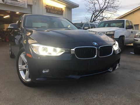 2015 BMW 3 Series for sale at Bad Credit Call Fadi in Dallas TX