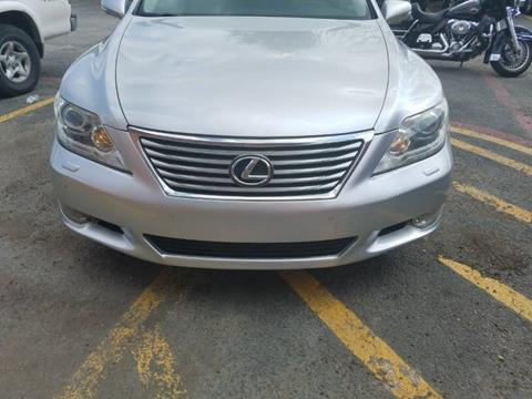 2010 Lexus LS 460 for sale at Bad Credit Call Fadi in Dallas TX