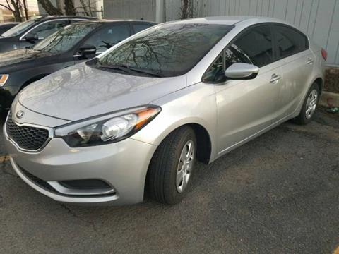 2015 Kia Forte for sale at Bad Credit Call Fadi in Dallas TX