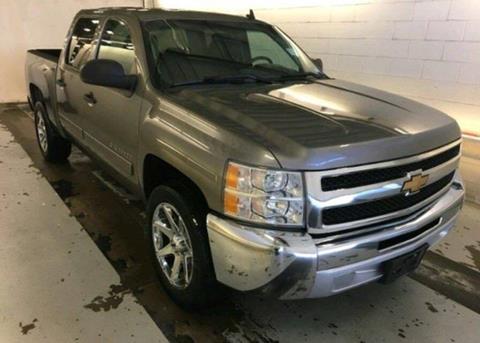 2012 Chevrolet Silverado 1500 for sale at Bad Credit Call Fadi in Dallas TX