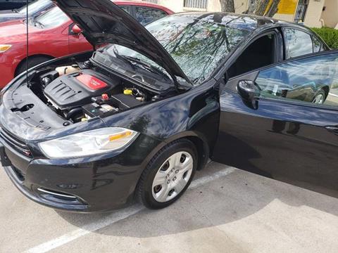 2013 Dodge Dart for sale at Bad Credit Call Fadi in Dallas TX