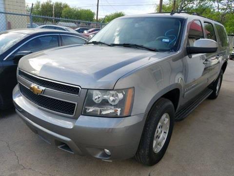 2007 Chevrolet Suburban for sale at Bad Credit Call Fadi in Dallas TX