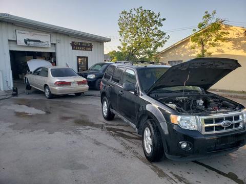 2009 Ford Escape for sale at Bad Credit Call Fadi in Dallas TX