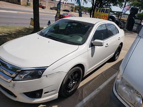 2011 Ford Fusion for sale at Bad Credit Call Fadi in Dallas TX