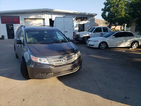 2011 Honda Odyssey for sale at Bad Credit Call Fadi in Dallas TX