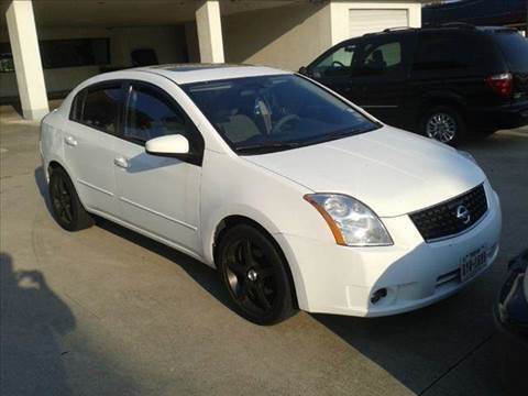 2008 Nissan Sentra for sale at Bad Credit Call Fadi in Dallas TX