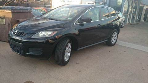 2007 Mazda CX-7 for sale at Bad Credit Call Fadi in Dallas TX