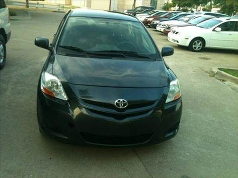 2007 Toyota Yaris for sale at Bad Credit Call Fadi in Dallas TX