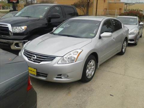 2011 Nissan Altima for sale at Bad Credit Call Fadi in Dallas TX