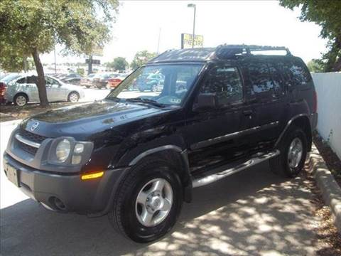 2003 Nissan Xterra for sale at Bad Credit Call Fadi in Dallas TX