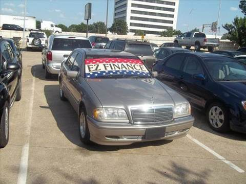1999 Mercedes-Benz C-Class for sale at Bad Credit Call Fadi in Dallas TX