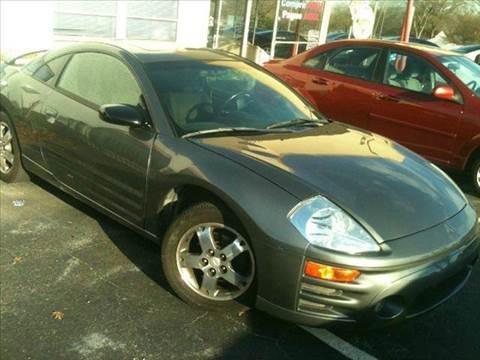 2003 Mitsubishi Eclipse for sale at Bad Credit Call Fadi in Dallas TX