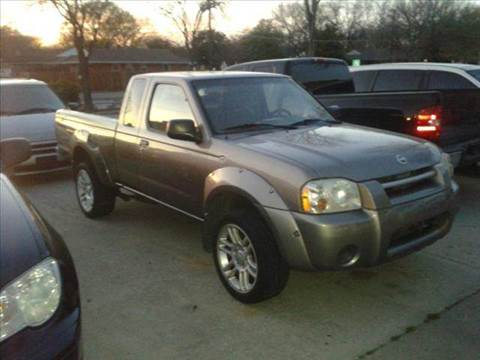 2003 Nissan Frontier for sale at Bad Credit Call Fadi in Dallas TX