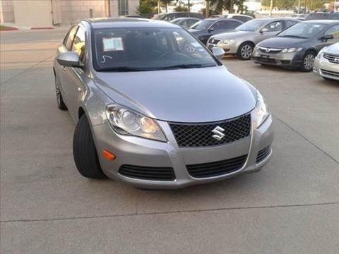 2012 Suzuki Kizashi for sale at Bad Credit Call Fadi in Dallas TX